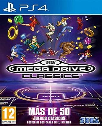 Sega Mega Drive Classics Playstation 4 Amazon Es Videojuegos