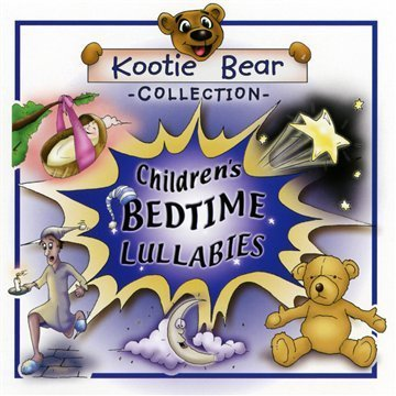 Bedtime Lullabies by Kootie Bear Childrens Range (2007-10-30)