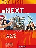 NEXT A2/2 Aktualisierte Ausgabe: Lehr- und Arbeitsbuch mit 2 Audio-CDs und Companion / Student's Book Paket