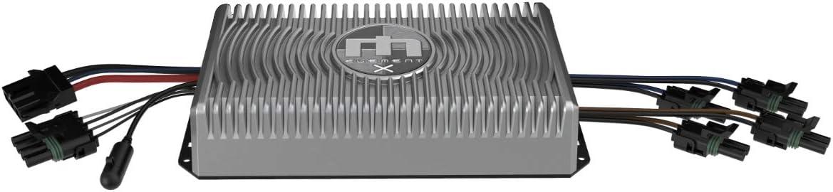 Metrix Audio UTV1 Kit 150 Universal UTV Audio Kit 150 Watt Amplifier With 5 x7 UTV Speaker Pods UTV-2