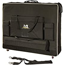 "Master Massage Tables 30"" wheeled Carrying Case,Bag with wheels for Portable Massage Table"