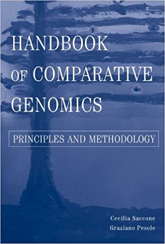 Handbook of Comparative Genomics: Principles and Methodology