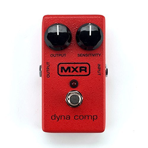 MXR M102 Dyna Comp Compressor Analog Guitar Effect Pedal + (Dyna Comp Effects)