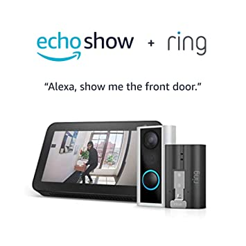 Ring Peephole Cam | Video Doorbell for Peepholes