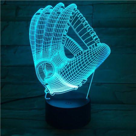 Creative Gif - Lámparas de ilusión óptica 3D LED Creative Gifts3D ...