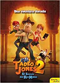 Tadeo Jones 2. Una aventura dorada: Amazon.es: Mediaset