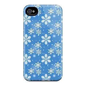 New Arrival Premium Diy For SamSung Note 3 Case Cover (frosty Snowflakes)