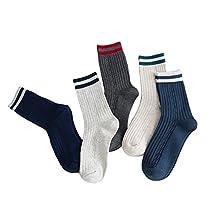 【期間限定セール】【5足セット】YECARRY 靴下 紳士 ショート 25...