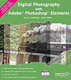 img - for Digital Photography with Adobe Photoshop Elements (With CD) book / textbook / text book
