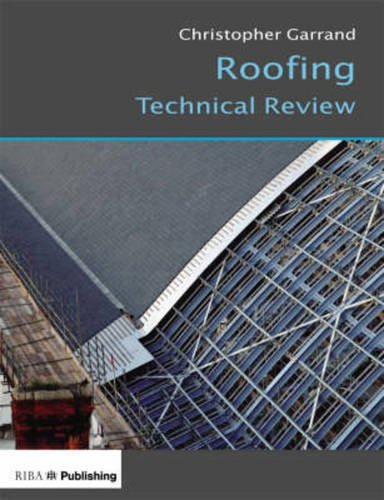 Roofing: Technical Review by RIBA Publishing