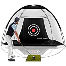 Galileo Golf Net Golf Hitting Nets Training Aids Practice Nets for Backyard Driving Range Chipping Net with Target Carry Bag Outdoor&Sports