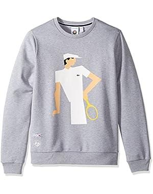 Men's Rg Sweatshirt W/ Vintage Graphic!