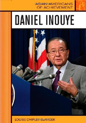 Download Daniel Inouye (Asian Americans of Achievement) pdf epub