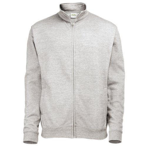 Sweat Fresher Felpa Zip By Hoods Donna Just Awdis Corvino Full pZtYB4wq