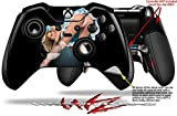Alice Pinup Girl - Decal Style Skin fits Microsoft XBOX One ELITE Wireless Controller
