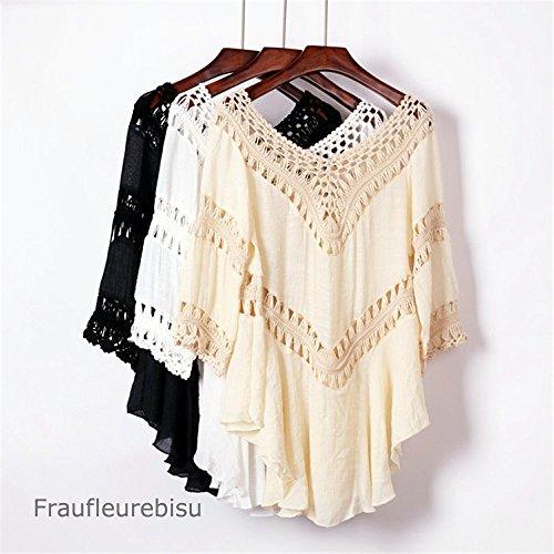 【Fraufleur恵比寿】ビーチワンピース ビーチカバー 水着の上に着るカバー ビーチアイテム