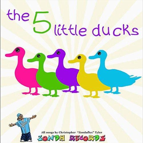 Little Ducks Five (5 Little Ducks)