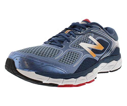 New Balance M860v6 Running Shoes (D Width) – SS16-8 – Blue For Sale