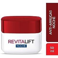 Crema antiarrugas de noche Revitalift L'Oréal Paris, 50 ml
