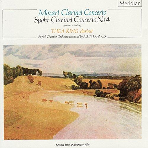 Mozart: Clarinet Concerto / Spohr: Clarinet Concerto No. 4
