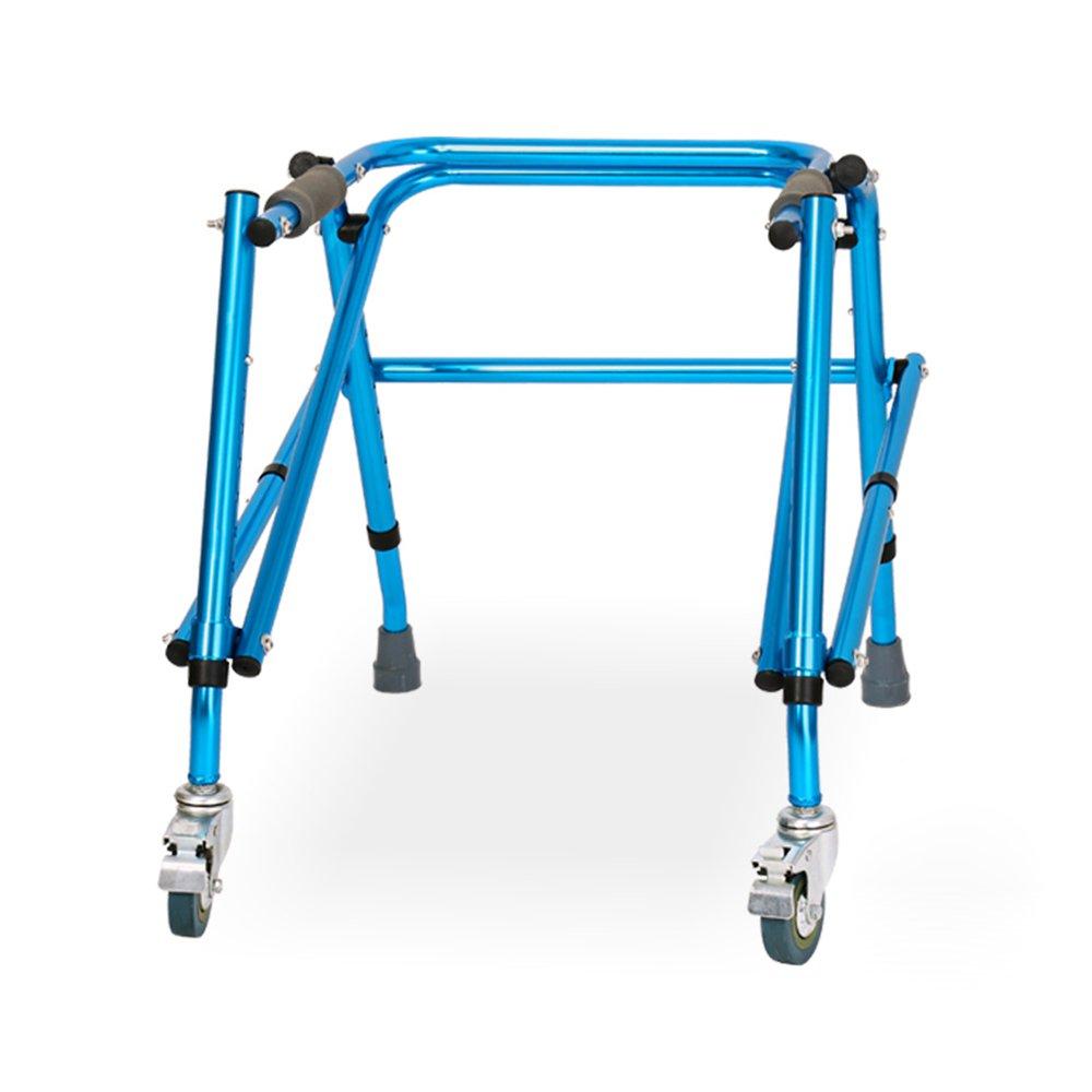 【送料無料/即納】  Lxn Lxn 子供の身体障害者用移動性補助アルミニウム合金調節可能な高さのブレーキ折り畳み式歩行補助 B07LGWWBJ8 B07LGWWBJ8, 輸入家具のインテリア北欧:1ee0d63c --- a0267596.xsph.ru