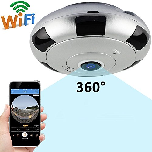 Wireless Security Panoramic Detection Surveillance product image