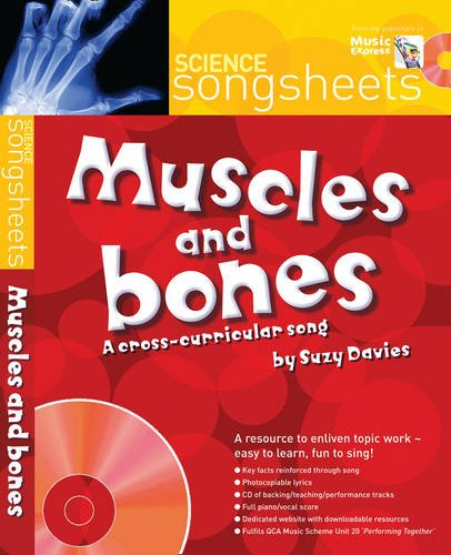 Download Muscles and Bones: A Cross-Curricular Song by Suzy Davies (Songsheets) pdf