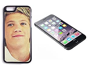 Lmf DIY phone caseiPhone 6 Plus Black Plastic Hard Case with High Gloss Printed Insert 1D-Niall HoranLmf DIY phone case