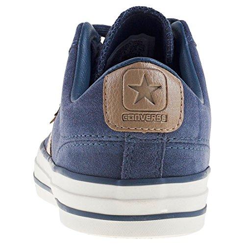 Player Braun Zapatillas Star Converse blau Unisex Braun Cons Ox Adulto Blau Azul TRO7wzEq