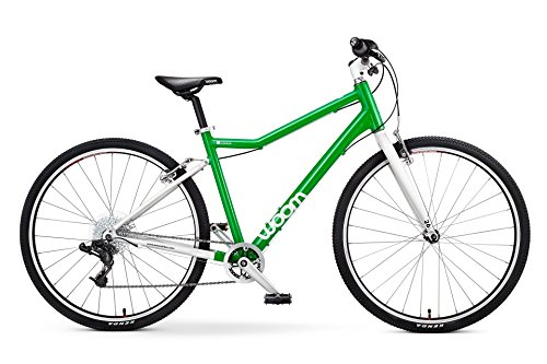 """Woom 6 Pedal Bike 26"""", 8-speed, Ages 10 to 14 Years"""