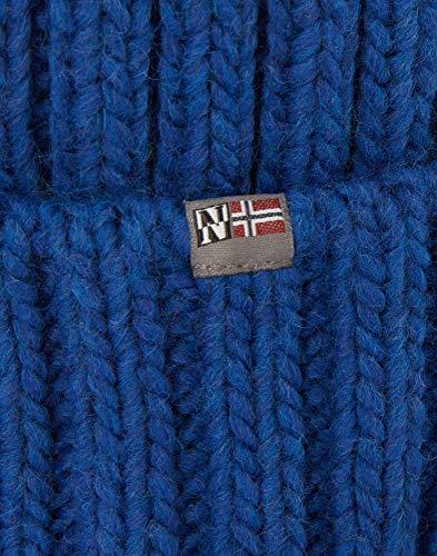 Mixed Ba5 Baby Semiury Blue Napapijri Beanie Royal Royal Eq80xvp