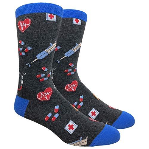 Reasonable Funny Lovers Socks Novelty Happy Mens Womens Smile Heart Shaped Emoji Patterned Long Sock Novelty Comb Cotton Dress Sock Utmost In Convenience Underwear & Sleepwears