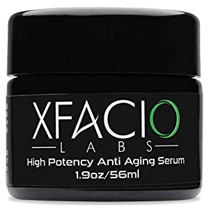 Best Anti Aging Serum. Organic Natural Wrinkle Cream With Peptides, Retinol, Amino Acids, Plant Stem Cells, Matrixyl, Hyaluronic Acid. Women & Men's Moisturizer. Day/Night, Treats Face Eyes or Neck