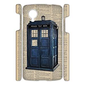Canting_Good Phone Booth Custom Case Shell Skin for Google Nexus 5 3D