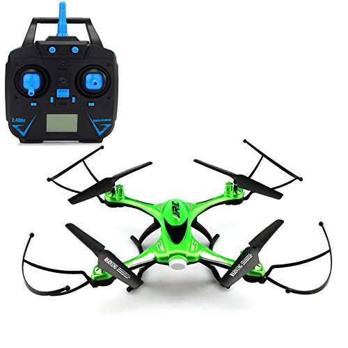 JJRC H31 Waterproof Drone Headless Mode One Key Return 2.4G 4CH 6Axis RC Quadcopter RTF - Green