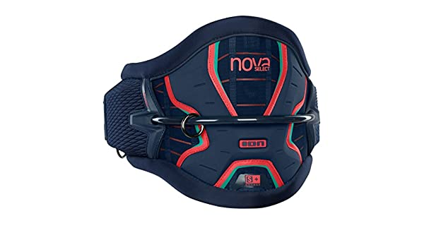 ION 2018 Nova Select Arnés Azul Marino y Rojo: Amazon.es: Deportes ...