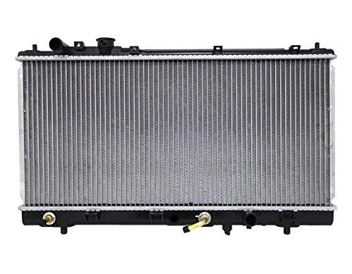 Klimoto Brand New Radiator fits Mazda Protege 1999-2003 Protege5 2002 1.6L 1.8L 2.0L L4 ZL0115200B ZL0415200A CU2303 2303 ()