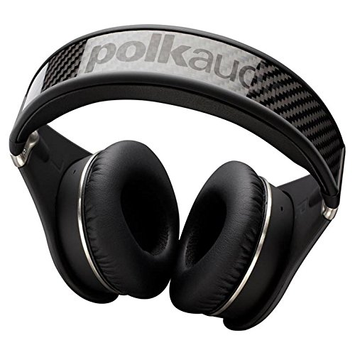 Polk Audio ULTRA FOCUS 8000 On-Ear Headphones, Black by Polk Audio