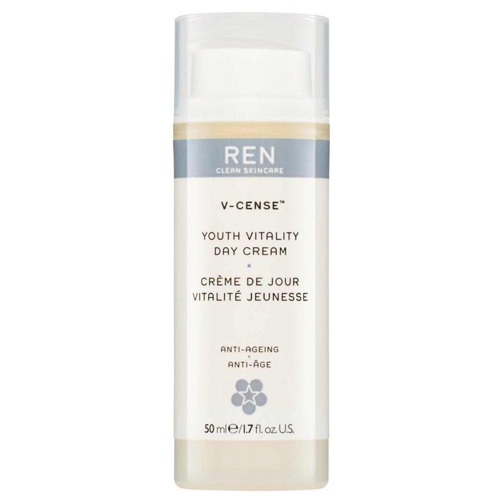 RenのV-焼香する若者の活力のデイクリーム、50ミリリットル (REN) (x6) - REN V-Cense Youth Vitality Day Cream, 50ml (Pack of 6) [並行輸入品] B01N3SIR1G