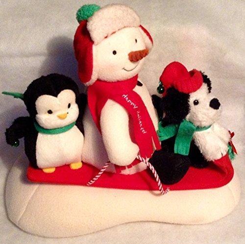 2007 Sleigh Bell (Christmas Very Merry Trio Plush Musical ;