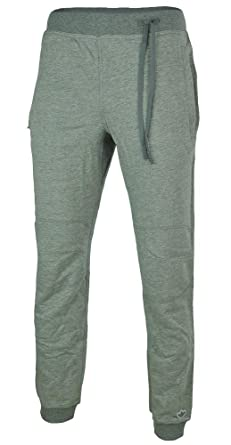 49a821dd2a658e adidas Sweat Pant Mens Originals Herren Hose Sporthose Trainingshose Grau   Amazon.de  Bekleidung