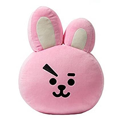 EWINHUIYING Beautyonline BTS Pillow Doll Plush Small Plush Puppets Toy Bangtan Boys Throw Pillow Cushion Perfect