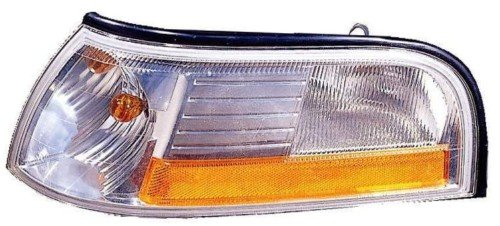 Mercury Side Marker (MERCURY GRAND MARQUIS PARKING SIDE MARKER LIGHT LEFT (DRIVER SIDE) 2003-2005)