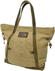 Canyon Outback 19-Inch Linen Tote Bag, Georgia Bulldogs