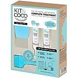 Kit de tratamiento completo contra piojos y liendres KIT & COCO
