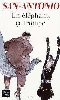 Book's Cover ofUn éléphant ça trompe