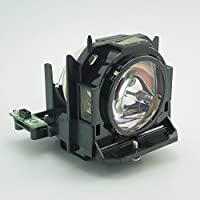 Projector Lamp ET-LAD60W w/Housing for PANASONIC PT-DW640/PT-DW640L/PT-DW640LS