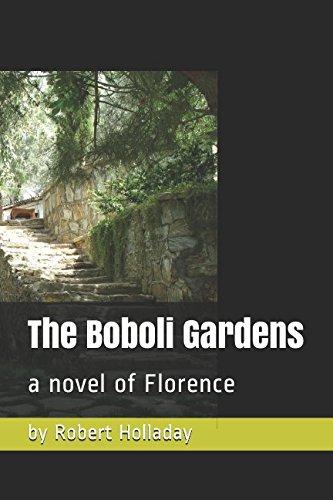 (The Boboli Gardens: a novel of Florence)