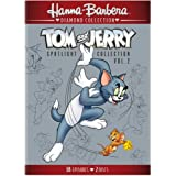 Tom and Jerry Spotlight Collection: Vol. 2 (DVD) (Repackaged)