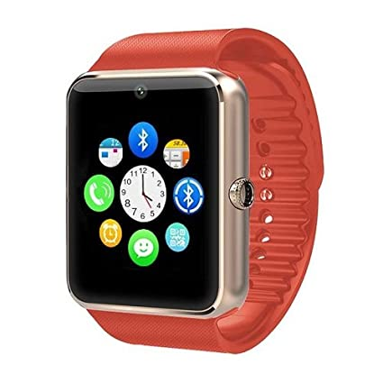 Smart Watch Smartwatch teléfono GT08 Bluetooth GSM SIM Reloj inteligente para iOS iPhone 4 4s 5